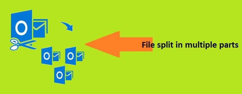 file split
